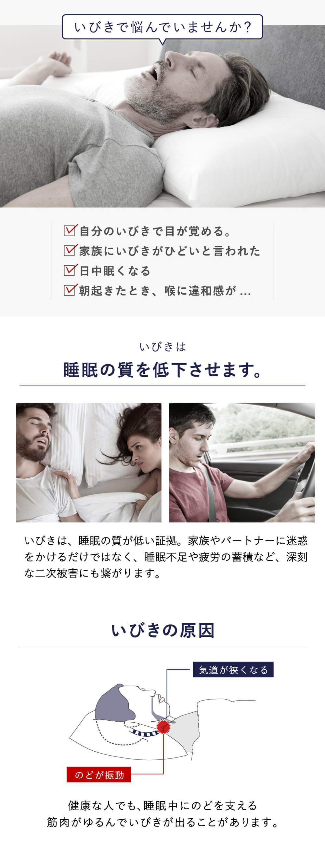 Rakuten年間最も売れた枕 堂々の3冠達成!