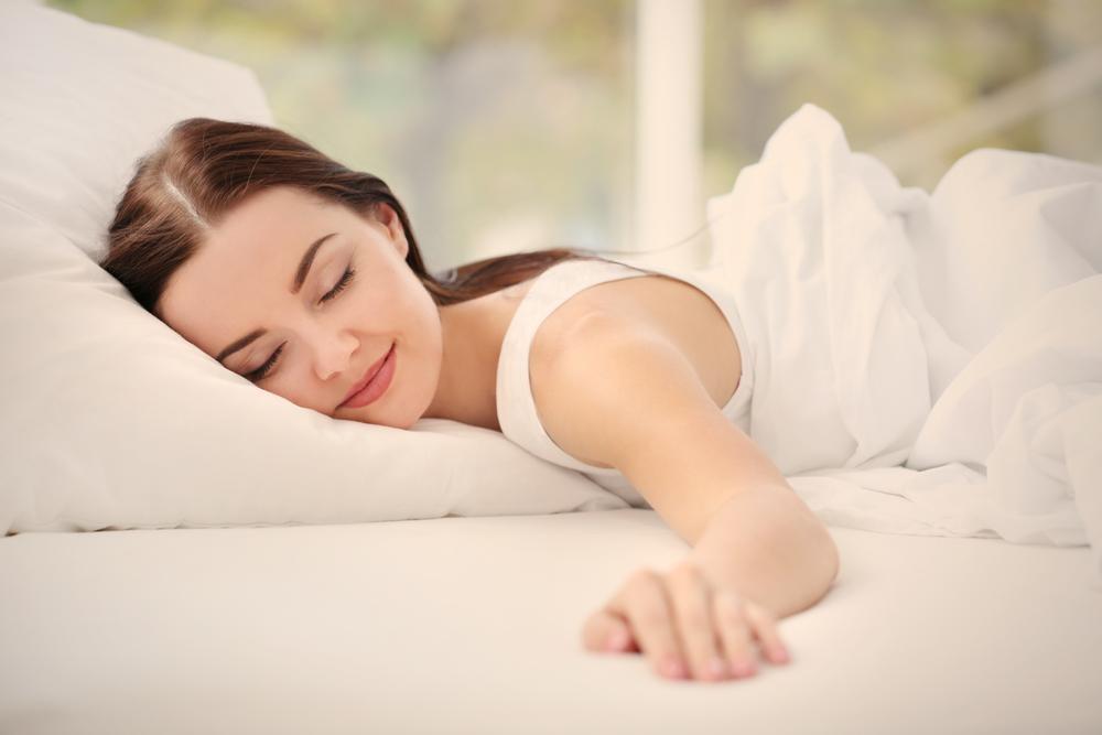 寝具の快適性をアップさせて朝までグッスリ眠る!注目は体温の変化